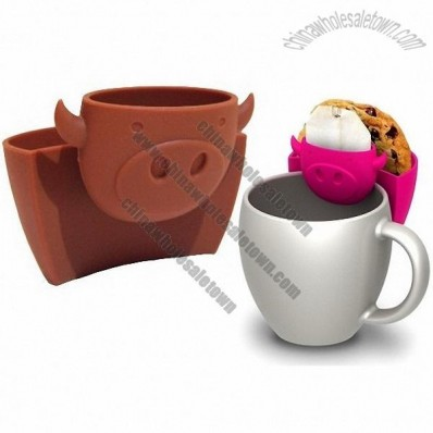 Silicone Moo Moo Cup Side Pockets
