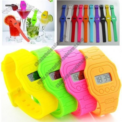 Silicone Ops Watch