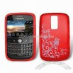 Silicone Phone Cases for Blackberry 9000