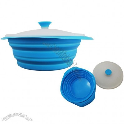 Silicone Rice, Grain Cooker, Silicone Steamer Cooker
