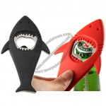 Silicone Shark Bottle Opener