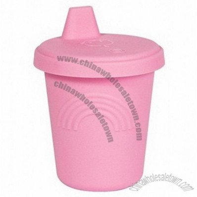 Silicone Sippy Cup with Lid