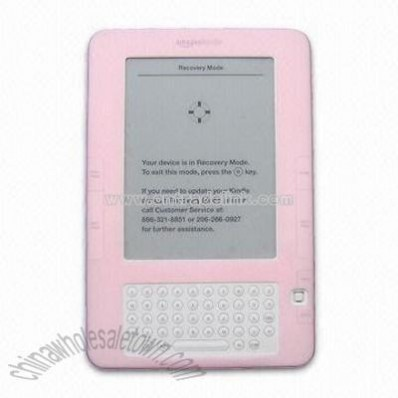 Silicone Skin Case for Amazon Kindle 2