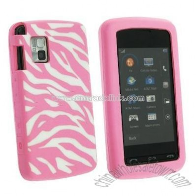 Silicone Skin Case for LG VU CU915 / CU920