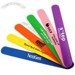 Silicone Slap Bracelet in a variety of colors