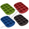 Silicone Solutions 12 cup Mini Muffin Pans