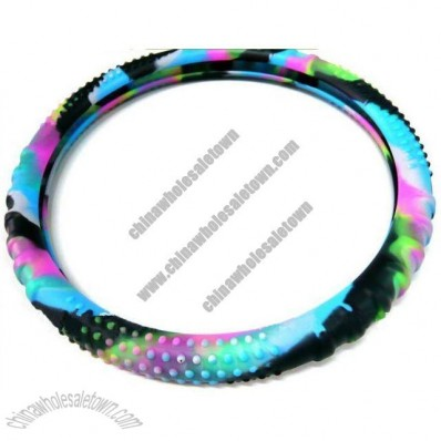 Silicone Steering Wheel Cover for Car