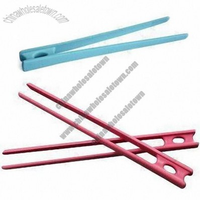 Silicone Tongs with Metal Inside