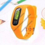 Silicone Watch 3D Pedometer