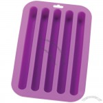 Silicone Water Bottle Ice Cube Tray and Baking Mold