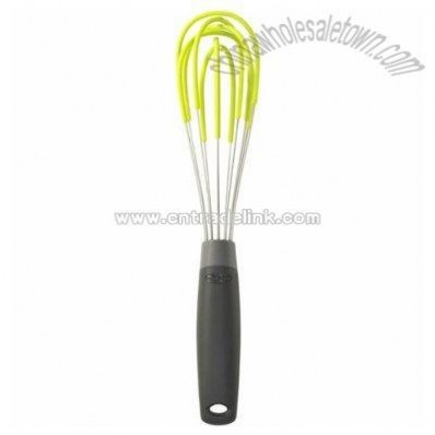 Silicone Whisk - Avocado (Short)
