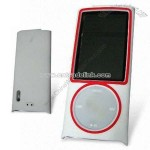 Silicone case for iPod Nano 5