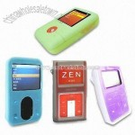 Silicone skin case for Multimedia Player