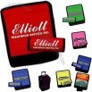 Silkscreen - Luggage finders: locate your luggage instantly