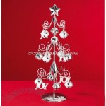Silver Bells Charm Holiday Tree