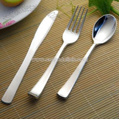Silver Plated PS Cutlery