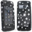 Silver Stars Clip-on Case for LG VX10000 Voyager