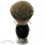 Silvertip Badger Brush with Metal/Resin Handle
