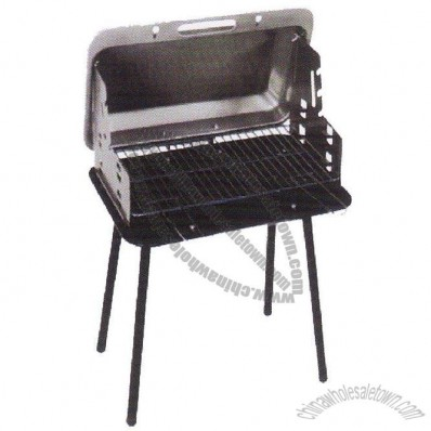 Simple BBQ Grills With 0.5mm Steel Thickness