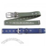 Simple Design Canvas Belts