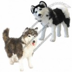 Simulation Animal Toys Dogs