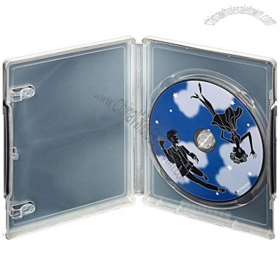 Single CD/DVD Tin Box