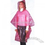 Single Use Poncho-Unimprintable
