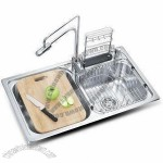 Sink, Suitable for Kitchen