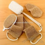 Sisal Bath Accessories