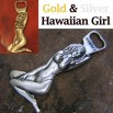 Sitting Sexy Hawaiian Girl Bottle Opener