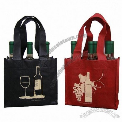 Six Bottle Wine Bags