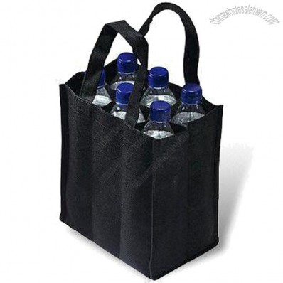 Six Bottle Wine Tote Bag
