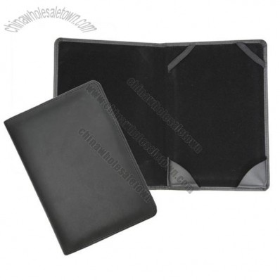 Six-Inch Black Kindle Case