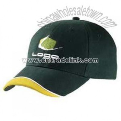 Six Panel Cotton Promo Cap
