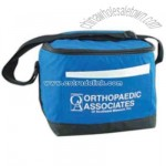 Six pack soft sided cooler