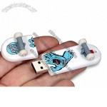 Skateboard USB Flash Drive