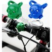 Skull Safety Rear Bike Light