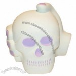 Skull Stress Toy with Hand