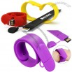 Slapband USB Flash Drive