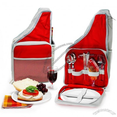 Sleek Picnic Backpack