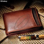 Sleek and Stylish Billfold Wallet Holds Plenty of Cash & Credit