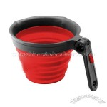 SleekStor Collapsible 2-cup Measuring Cup