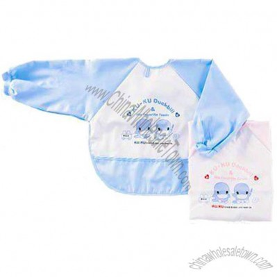 Sleeved Bib for Babies