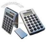 Slide Cover Promotion Gift Digital Calculator