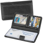Slim Card Milano Checkbook Cover