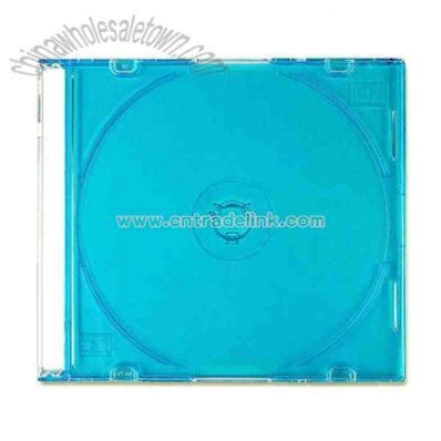 Slim Line CD Jewel Case