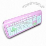Slim Multimedia Keyboard