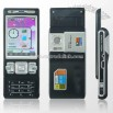 Slip Dual SIM Card Quad Band TV Mobile Phone
