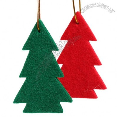 Small Christmas Tree Ornaments - Star, Tree, Elk