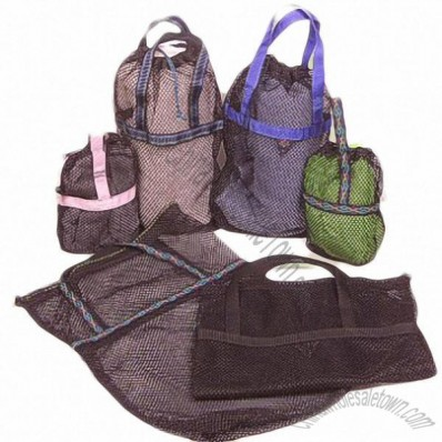 Small Deluxe Mesh Tote Bag